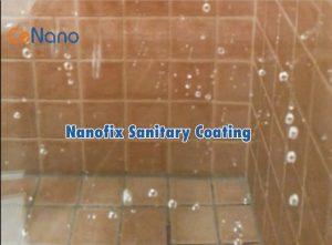 Nanofix Nanoversiegelung Dusche
