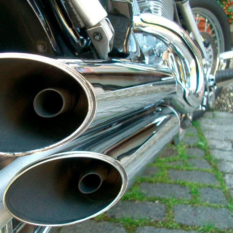 Nanotol von Cenano hält das Motorrad dauerhaft sauber und glänzend –durch eine Versiegelung mit Nanopartikeln.